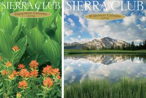 Sierra Club Calendars 2014
