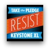 KXL Pledge of Resistance
