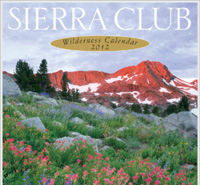 Sierra Club 2012 Wall Calendar