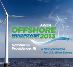 Offshore Windpower 2013