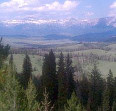 Upper Hoback Basin