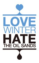 Love Winter Hate Oil Sands