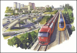 Commuter Rail Vision