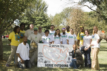 Serve Outdoors DC3