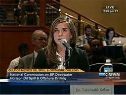 Jenny testifying
