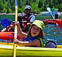 Check out Sierra Club family outings
