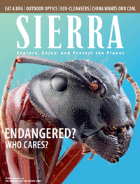 Sierra Magazine March/April 2011